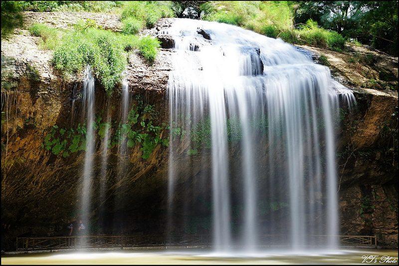 Thác Prenn, Đà Lạt - tour thác Pongour - tour Đà Lạt 1 ngày giá rẻ