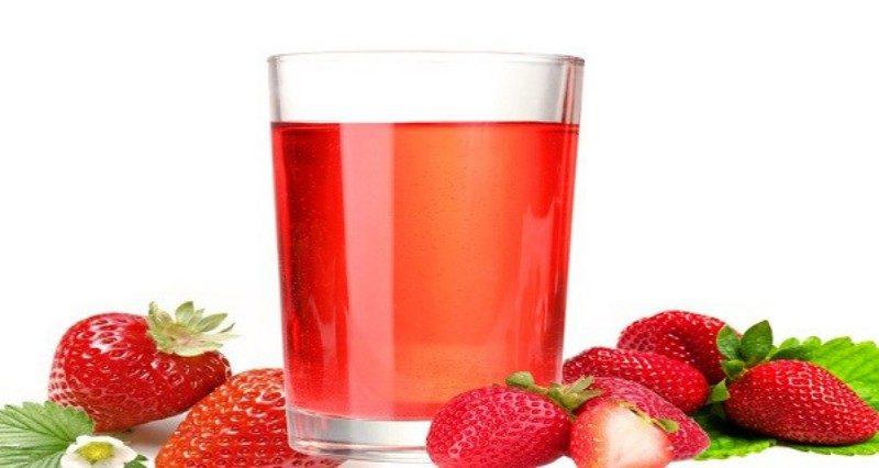 Thức uống ngon Đà Lạt - nước ép dâu tây