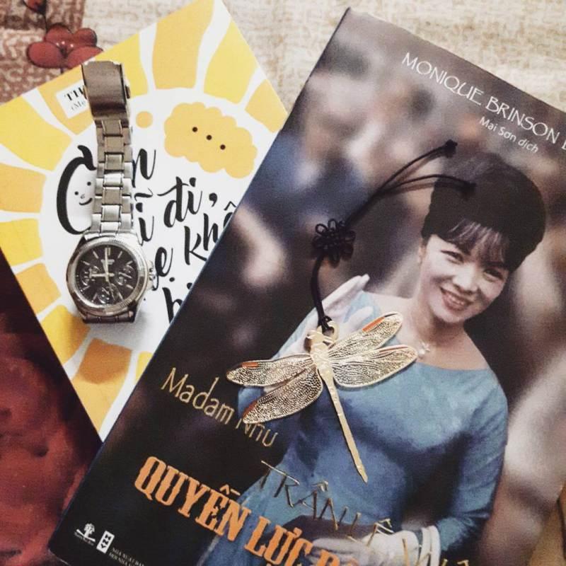 Bà Trần Lệ Xuân từng là một nhân vật đình đám ở thế hệ cũ