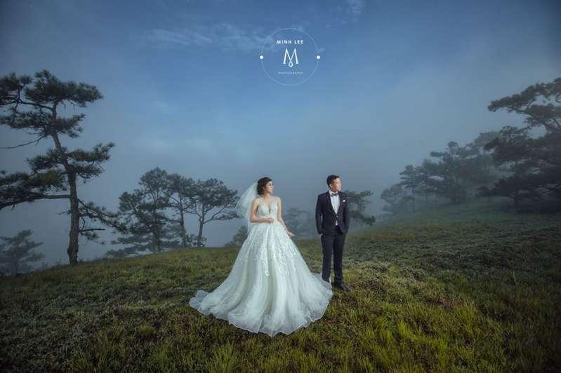 chụp ảnh cưới Đà Lạt - Minhleephotography