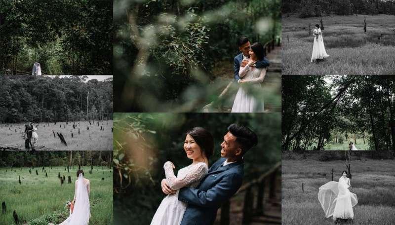 chụp ảnh cưới Đà Lạt - Nguyễn Phương Photographer