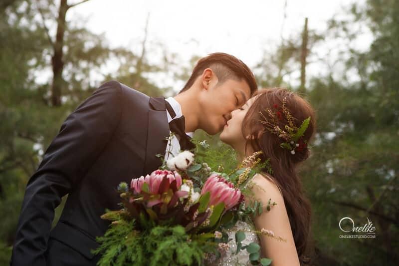 Hình cưới Đà Lạt tại Onelike Studio