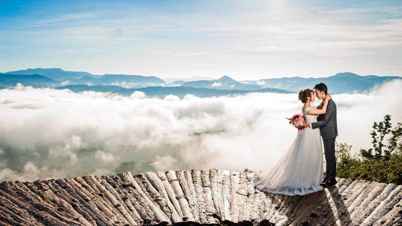 Cầu Đất Farm - địa điểm chụp ảnh cưới không thể bỏ qua ở Đà Lạt