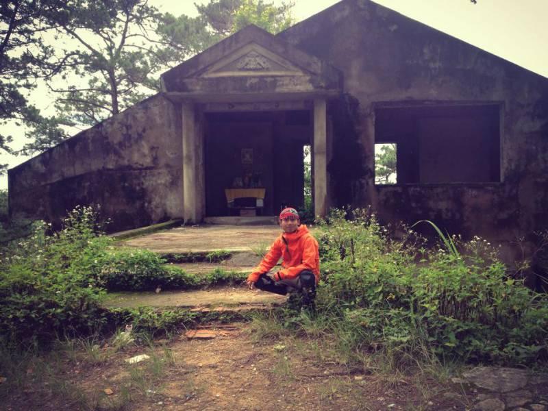 Ai đủ can đảm một mình khám phá ngôi nhà ma ở Đà Lạt