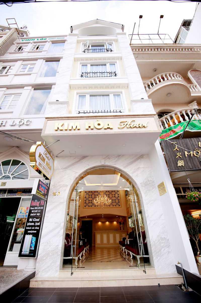 Khách sạn Kim Hòa ở Đà Lạt - Kim Hoa Hotel Dalat