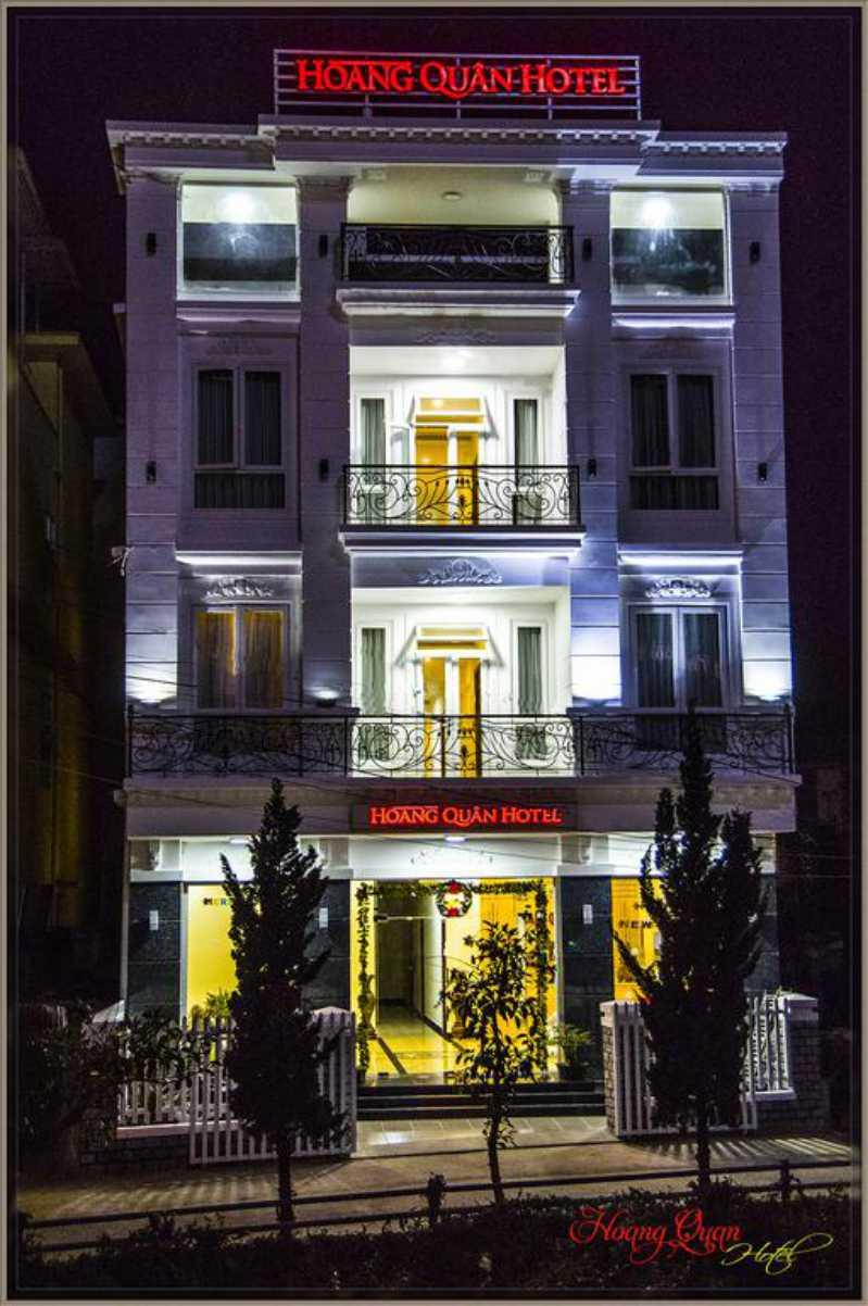 Khách sạn Hoàng Quân ở Đà Lạt - Hoang Quan Hotel Dalat