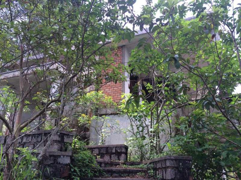 Ở Đà Lạt có rất nhiều những căn biệt thự ma kiểu này