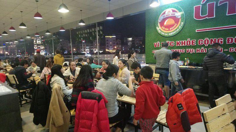Quán Buffet Nướng TÁM ở thành phố Đà Lạt