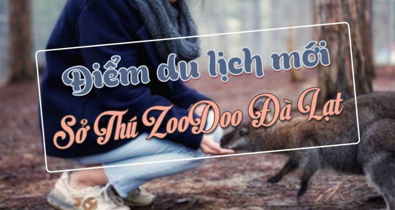 Vườn thú Zoodoo - tour zoodoo đà lạt