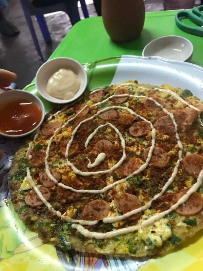 Bánh tráng nướng Bùi Thị Xuân vừa ngon lại vừa rẻ
