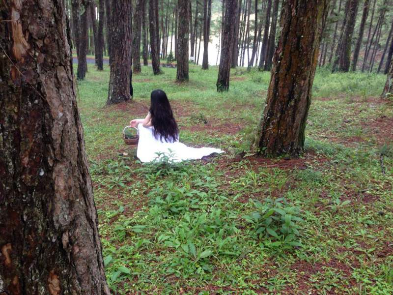 Oan hồn ma nữ xuất hiện ở ngôi nhà ma Đà Lạt