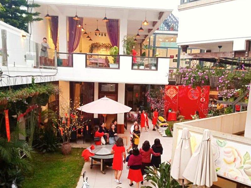 Địa chỉ ăn trưa ở Đà Lạt