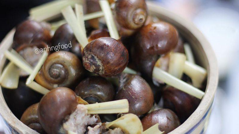 Món ốc nhồi thịt 33 ngon hấp dẫn nổi tiếng ở Đà Lạt