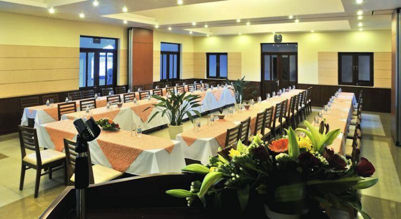Phòng họp ở khách sạn Kỳ Hòa Đà Lạt