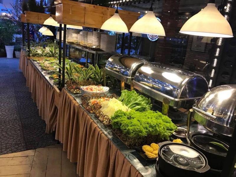 Đồ ăn thể hiện đẳng cấp Quán NGON BBQ - Buffet Garden ở Đà Lạt