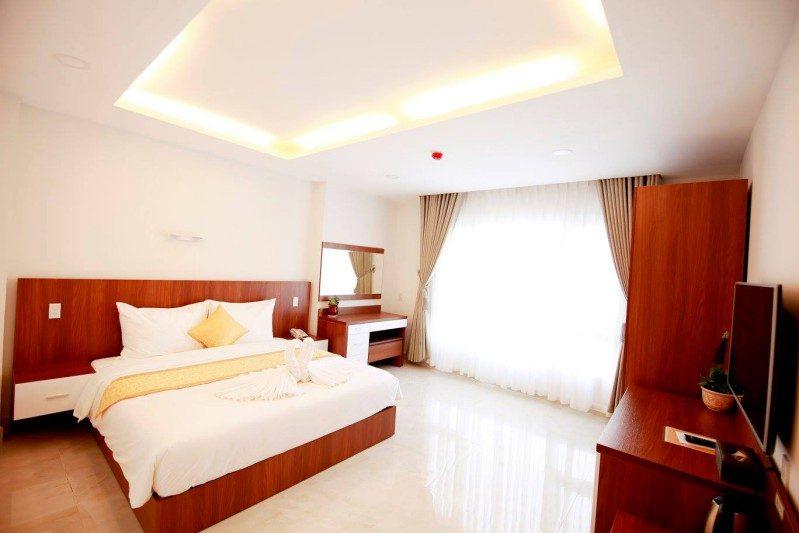 Phòng cho thuê ở Khách sạn Kim Hòa tại Đà Lạt