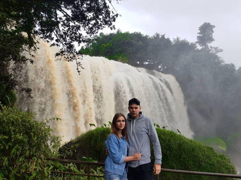 Thác Prenn thác nước đẹp ở Đà Lạt