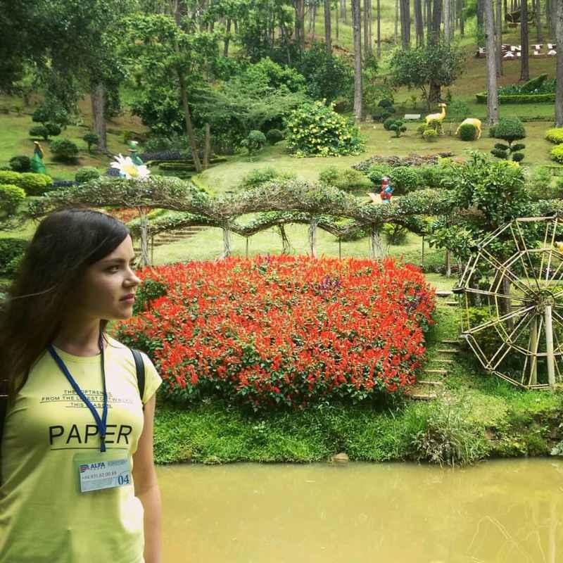 Sống ảo cùng khu du lịch thác Prenn ở tp Đà Lạt