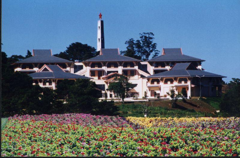 Thư viện lớn nhất Đông Nam Á của trường ĐH Đà Lạt