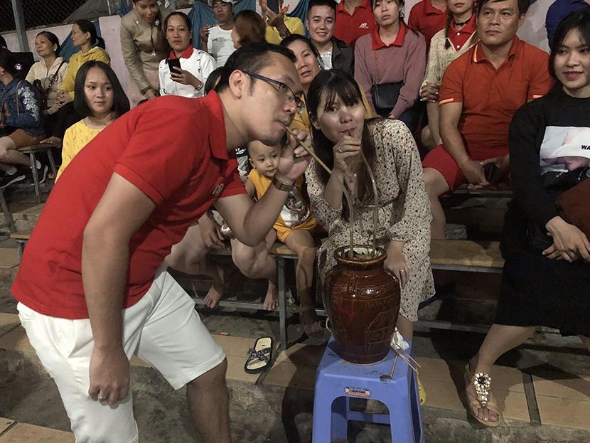 Giao lưu văn hóa cồng chiêng Tây Nguyên tại Đà Lạt