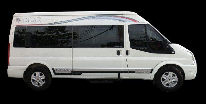 Mẫu xe Limousine Dcar rất được du khách ưa chuộng hiện nay