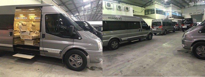 Hoàng Vũ Limousine - nhà xe Limousine chuyên đi Đà Lạt