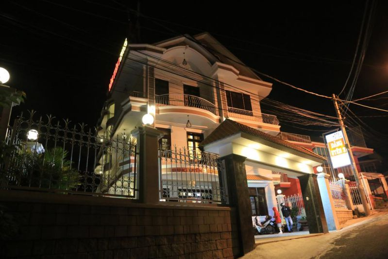 Khách sạn Đăng Uyên 2 ở Đà Lạt