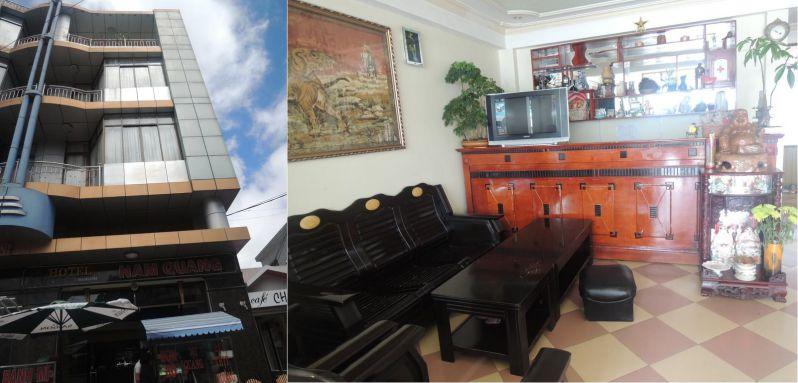 Khách sạn Nam Quang ở Đà Lạt - Nam Quang Hotel Dalat