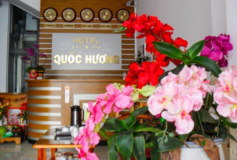 Khách sạn Quốc Hương ở Đà Lạt với tiêu chuẩn 2 sao chất lượng