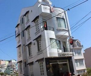 Khách sạn Uyên Vy ở Đà Lạt