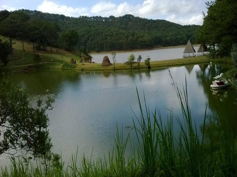 Thung lũng Vàng (Ảnh: sưu tầm FB Bảo Lân)