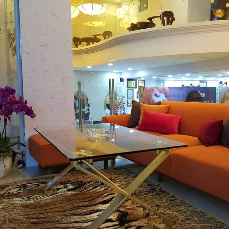 Một góc bên trong Khách sạn Isana ở Đà Lạt
