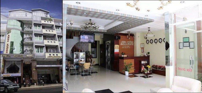 khách sạn Anna Sương ở Đà Lạt - Anna Suong Dalat Hotel