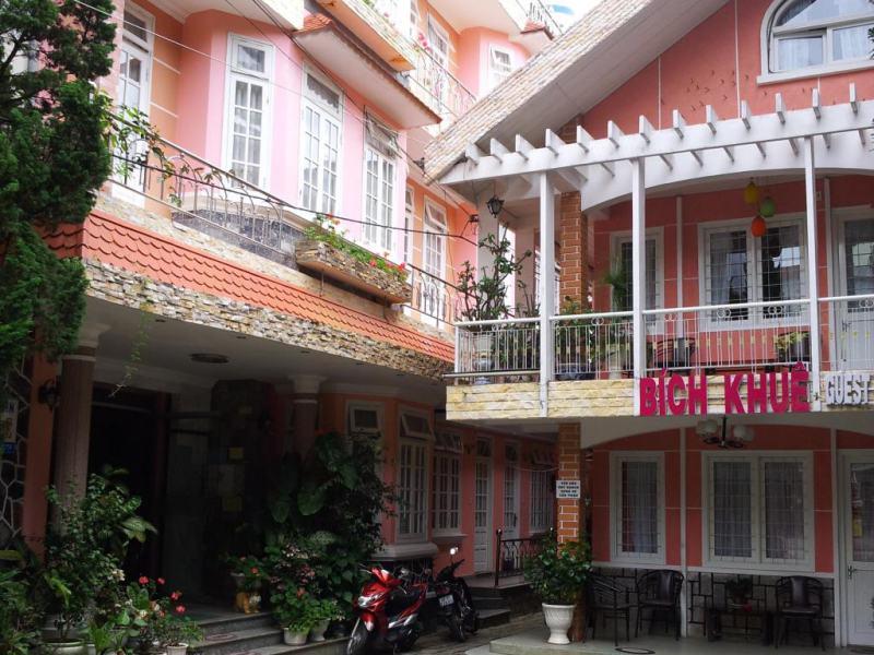 Khách sạn Bích Khuê ở Đà Lạt - Bich Khue Guest house Dalat
