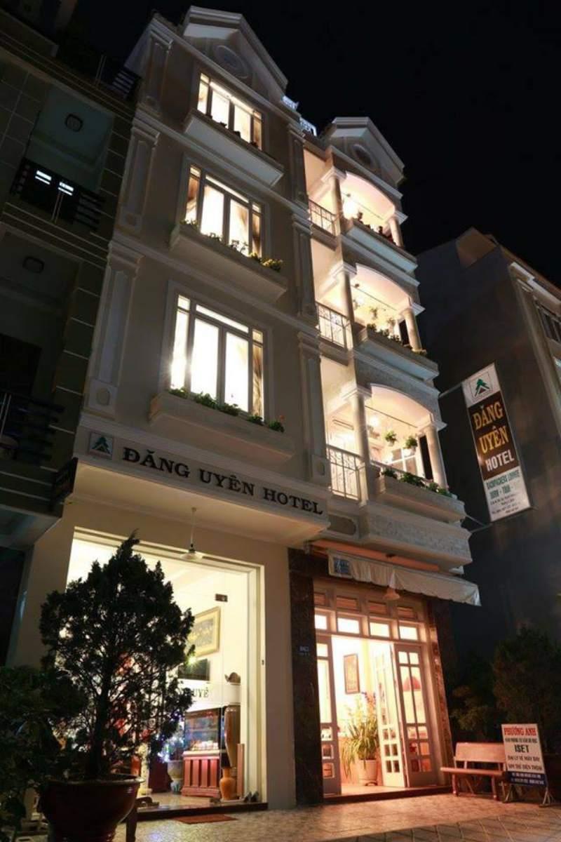 khách sạn Đăng Uyên ở Đà Lạt - Dang Uyen Hotel Dalat