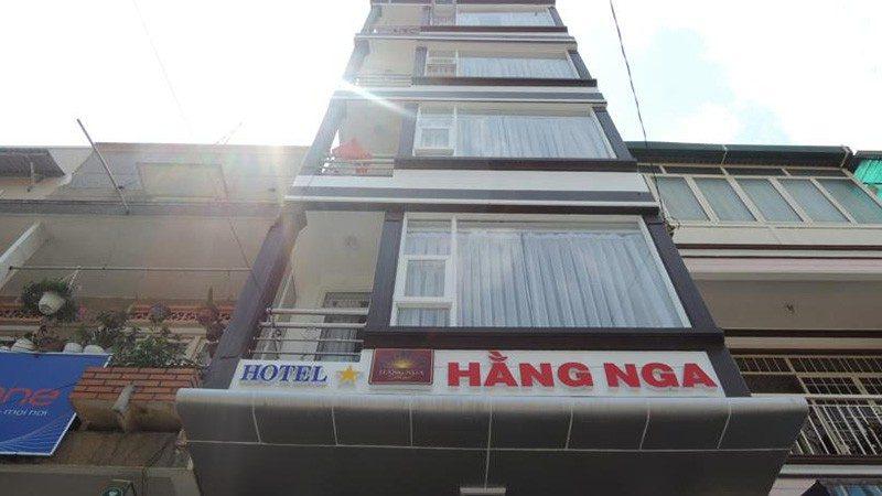 Khách sạn Hằng Nga ở Đà Lạt - Hang Nga Hotel Dalat