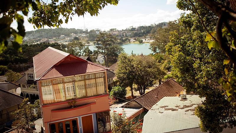 Khách sạn Happy Day 1 ở Đà Lạt - Happy Day 1 Hotel Dalat
