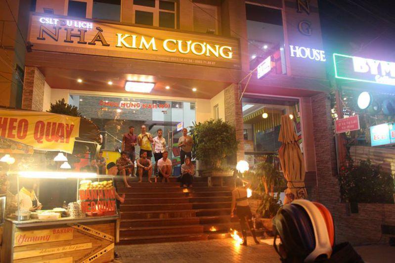 Khách sạn Kim Cương ở Đà Lạt - Khách sạn Nhà Kim Cương - Kim Cuong Hotel Dalat