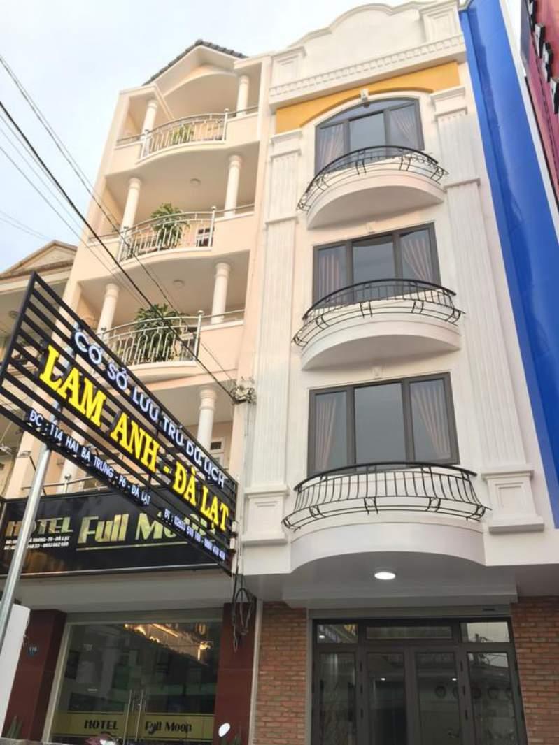 Khách sạn Lam Anh ở Đà Lạt - Lam Anh Hotel Dalat