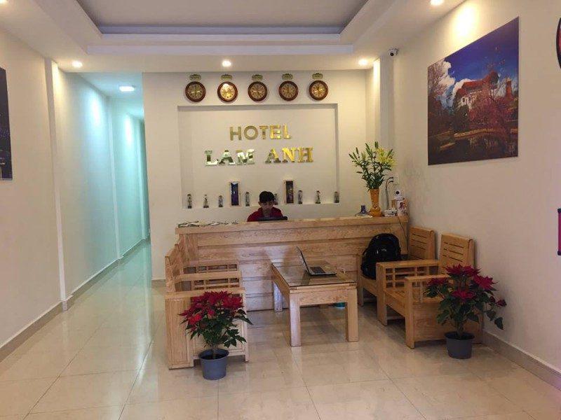 Khách sạn Lam Anh ở Đà Lạt là mới chỉ hoạt động từ năm 2018