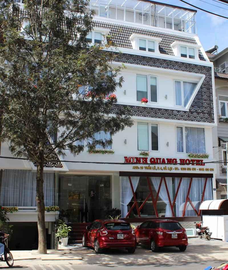 Khách sạn Minh Quang ở Đà Lạt - Minh Quang Hotel Dalat