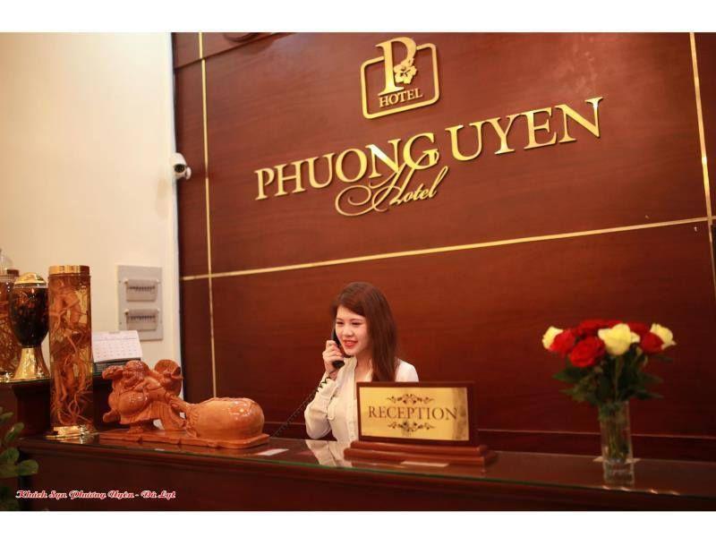 Khách sạn Phương Uyên ở Đà Lạt - Phuong Uyen Dalat Hotel