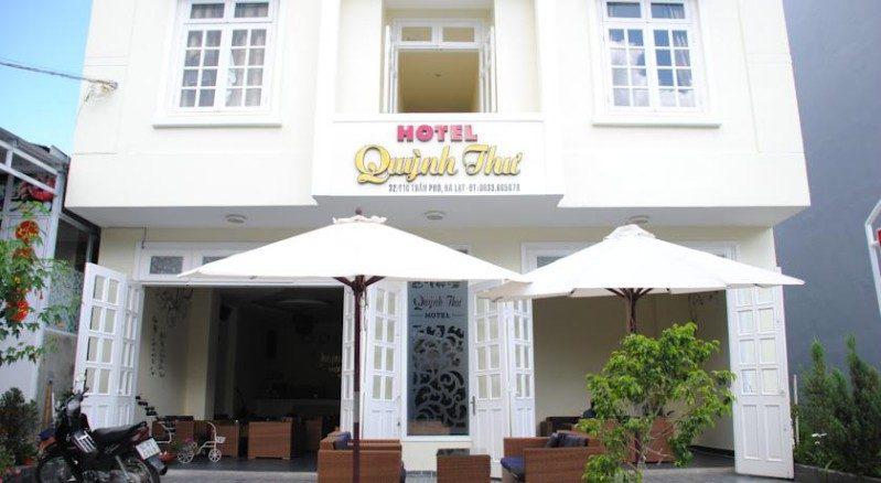 Khách sạn Quỳnh Thư ở Đà Lạt - Quỳnh Thư Hotel Dalat