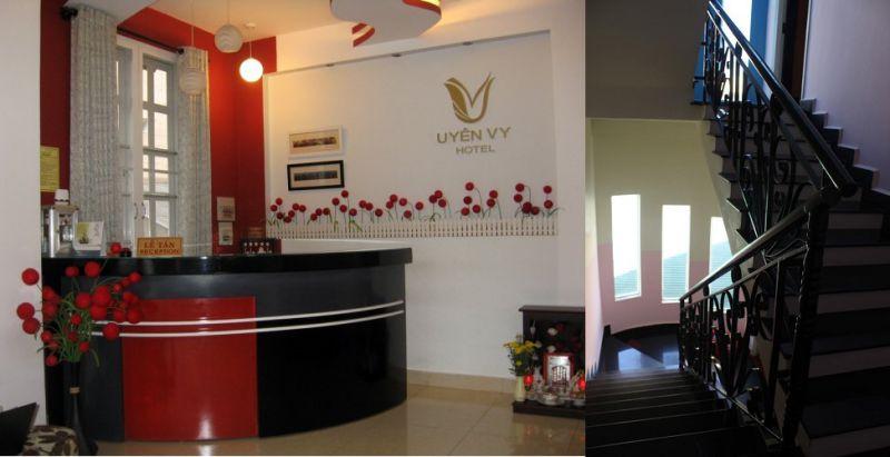 Khách sạn Uyên Vy ở Đà Lạt là một trong những khách sạn 1 sao gần trung tâm đáng sống tại thành phố ngàn hoa