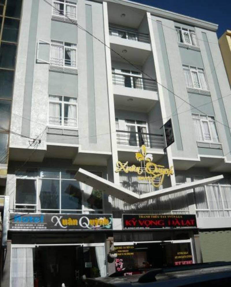 Khách sạn Xuân Quỳnh ở Đà Lạt - Xuan Quynh Hotel Dalat