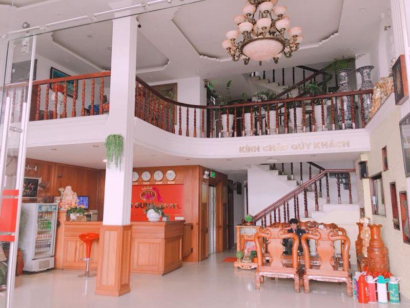 Khách sạn Tâm Dung 1 Đà Lạt là nơi đáp ứng rất tốt nhu cầu nghỉ chân của bạn