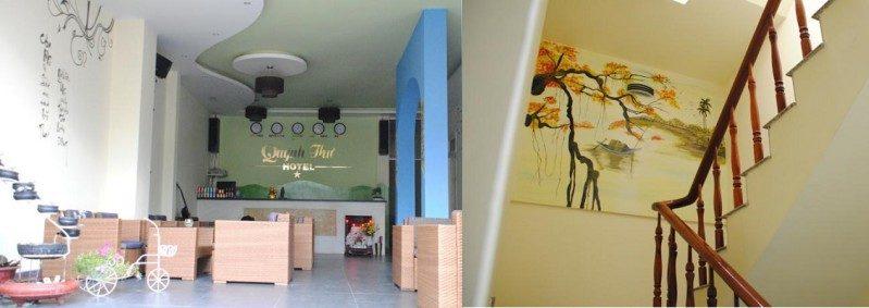 Khách sạn Quỳnh Thư ở Đà Lạt là một điểm đến ưa thích của khách lưu trú
