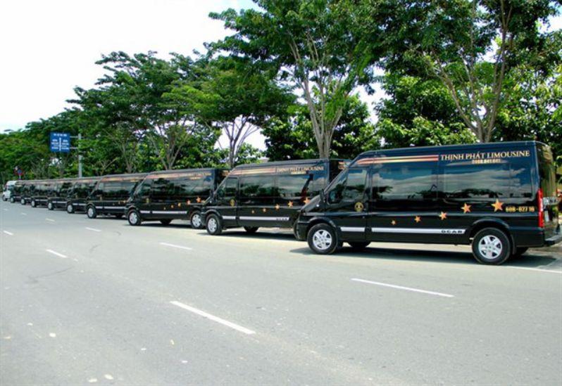 Nhà xe Thịnh Phát Limousine - một hãng xe lớn ở Sài Gòn