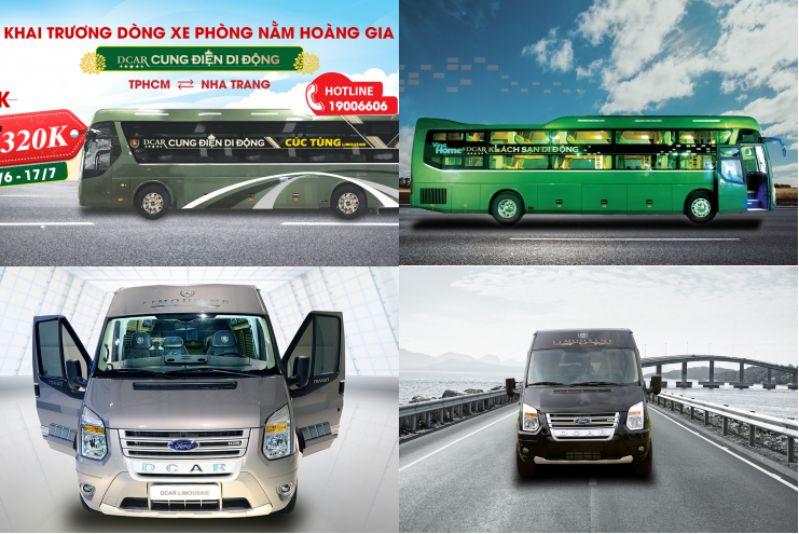Cúc Tùng Limousine - một hãng xe Limousine hàng đầu tuyến Limousine Nha Trang-Đà Lạt