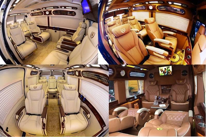 review xe limousine MInh Trí đi đà lạt